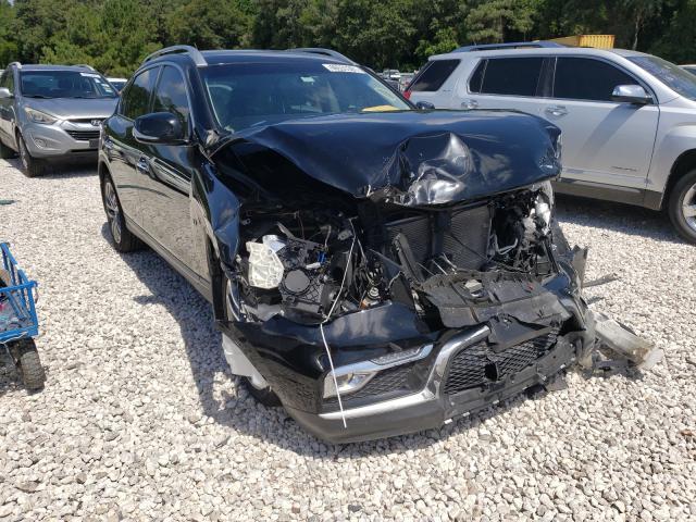 Infiniti QX50 salvage cars for sale: 2017 Infiniti QX50