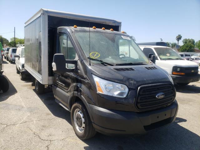 Salvage cars for sale from Copart Van Nuys, CA: 2019 Ford Transit T
