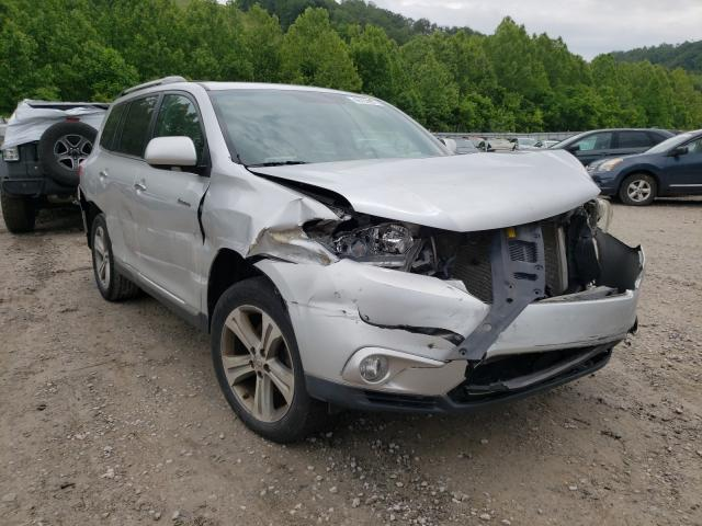 Salvage cars for sale at Hurricane, WV auction: 2011 Toyota Highlander