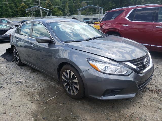 Vehiculos salvage en venta de Copart Savannah, GA: 2018 Nissan Altima 2.5