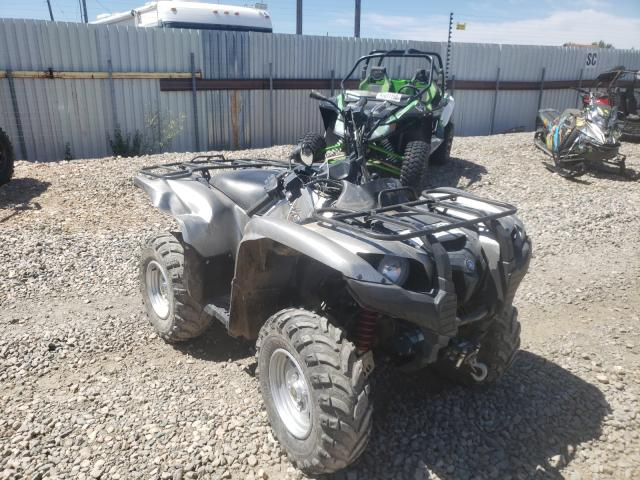 Salvage motorcycles for sale at Farr West, UT auction: 2007 Yamaha YFM700 FWA