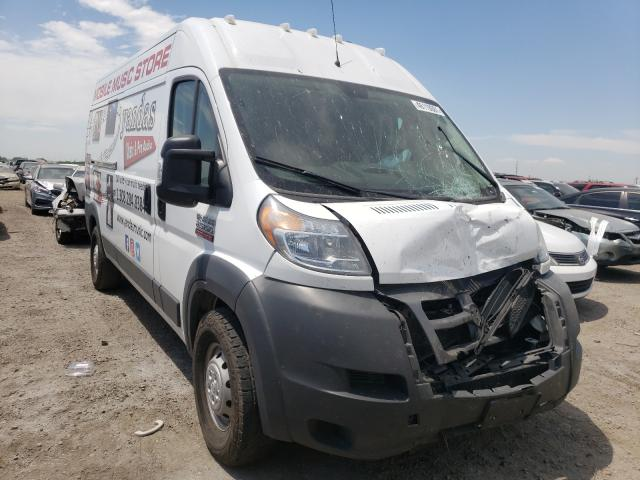 Salvage cars for sale from Copart Brighton, CO: 2018 Dodge RAM Promaster