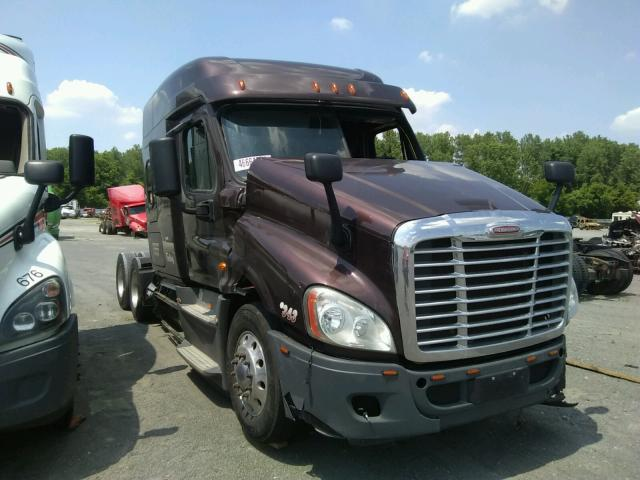 Salvage cars for sale from Copart Alorton, IL: 2016 Freightliner Cascadia 1