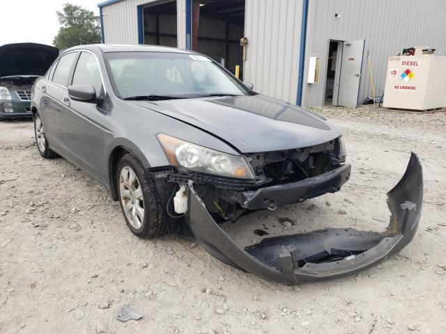 Salvage cars for sale from Copart Sikeston, MO: 2010 Honda Accord EXL