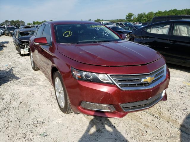 Salvage cars for sale from Copart Loganville, GA: 2017 Chevrolet Impala LT
