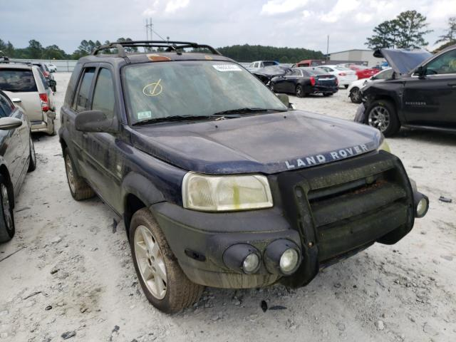 Land Rover salvage cars for sale: 2002 Land Rover Freelander