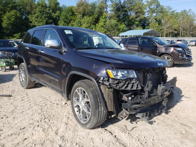 Salvage cars for sale from Copart Midway, FL: 2019 Jeep Grand Cherokee