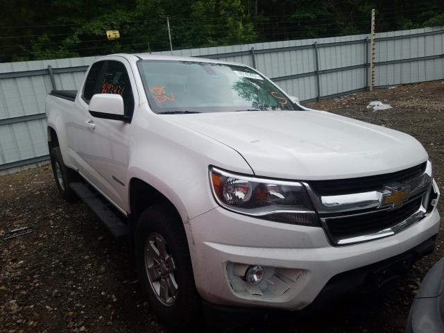 Salvage cars for sale from Copart Lyman, ME: 2020 Chevrolet Colorado