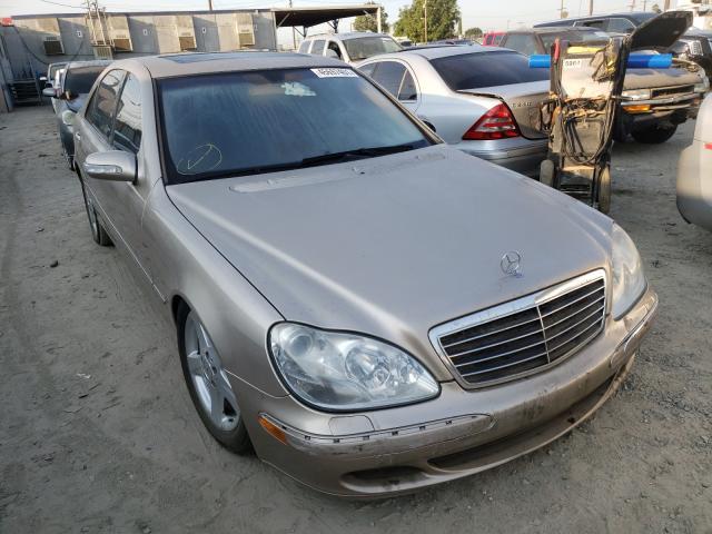 2004 Mercedes-Benz S 430 en venta en Los Angeles, CA