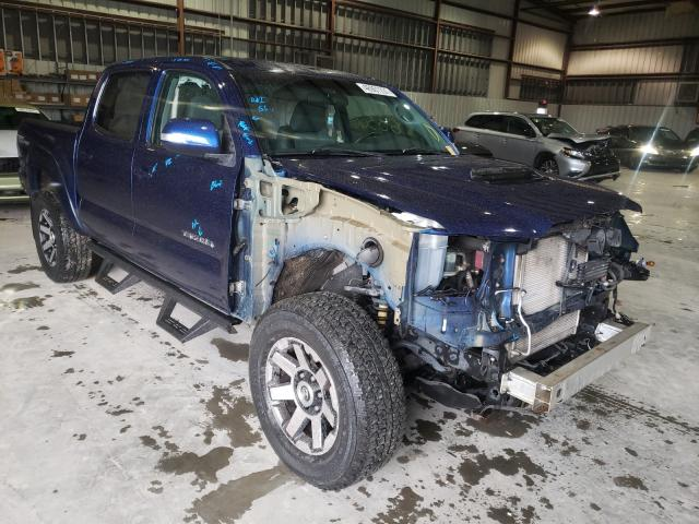 Salvage cars for sale from Copart Apopka, FL: 2015 Toyota Tacoma DOU