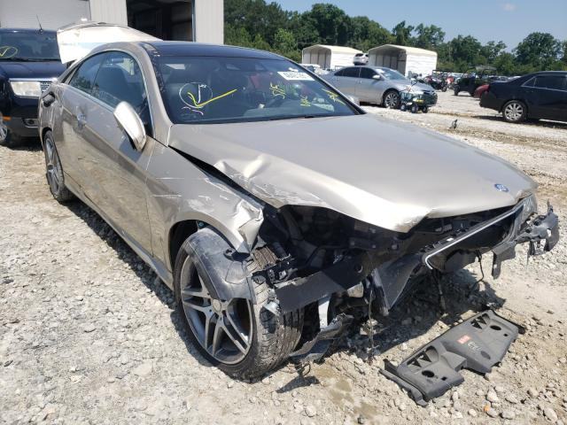 Salvage cars for sale from Copart Ellenwood, GA: 2016 Mercedes-Benz E 400
