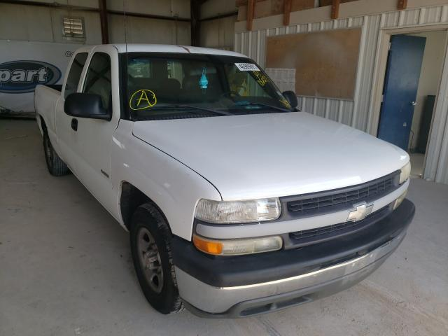 Salvage cars for sale from Copart Haslet, TX: 2002 Chevrolet SILVRK1500