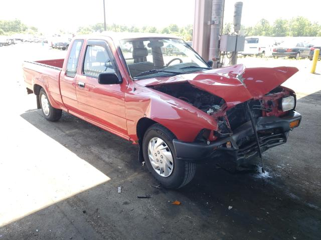 Salvage cars for sale from Copart Fort Wayne, IN: 1994 Toyota Pickup 1/2