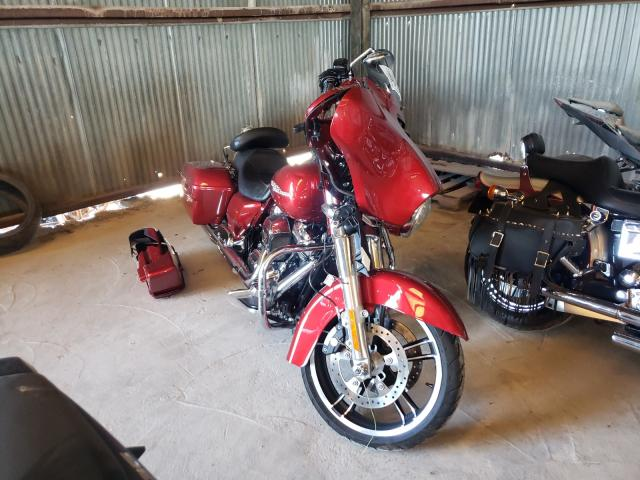 Salvage motorcycles for sale at Lebanon, TN auction: 2019 Harley-Davidson Flhx