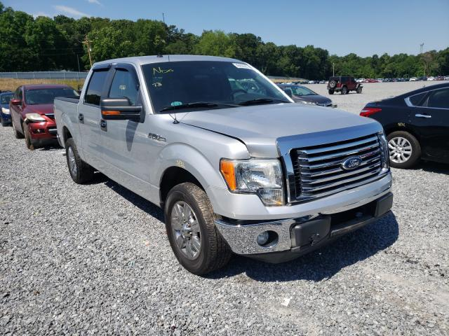 Salvage cars for sale from Copart Gastonia, NC: 2011 Ford F150 Super