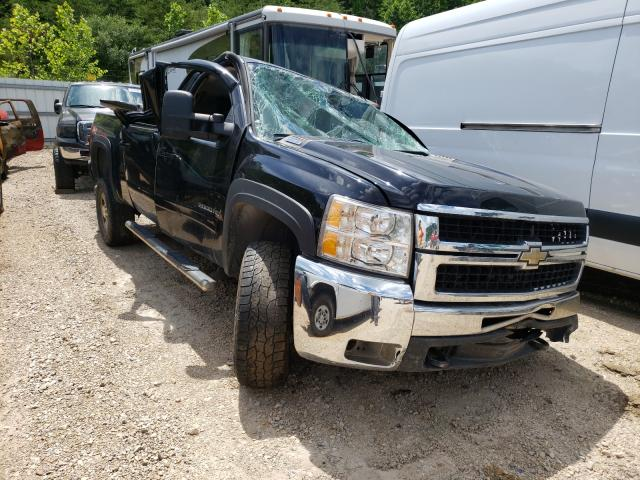 Salvage cars for sale from Copart Hurricane, WV: 2008 Chevrolet Silverado