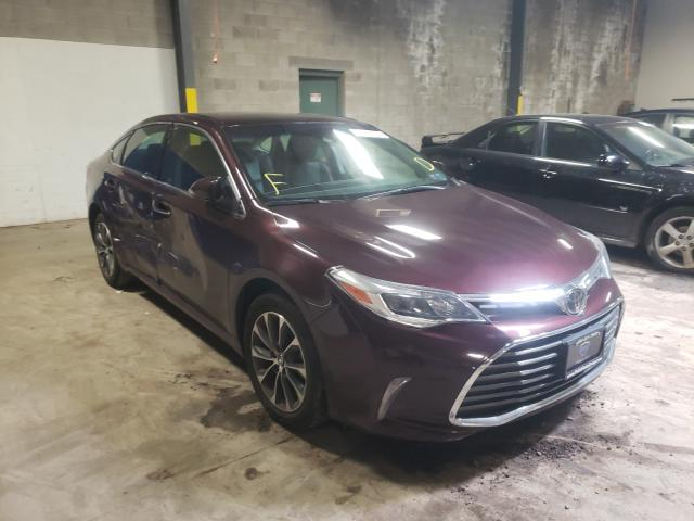 Salvage cars for sale from Copart Chalfont, PA: 2018 Toyota Avalon XLE