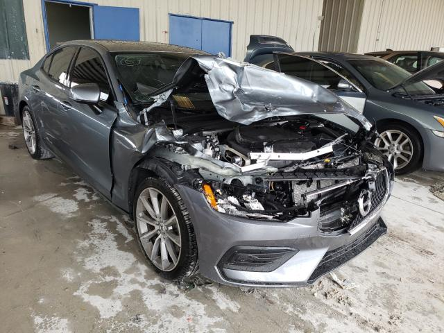 Salvage cars for sale at Homestead, FL auction: 2019 Volvo S60 T6 MOM