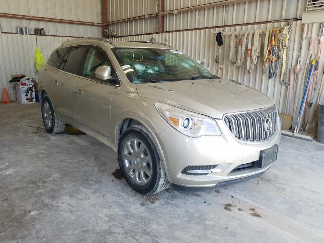 Salvage cars for sale from Copart Abilene, TX: 2014 Buick Enclave