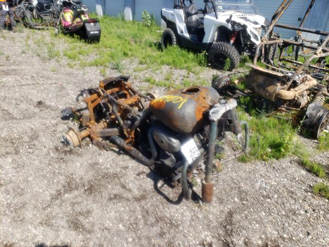 Harley-Davidson Vehiculos salvage en venta: 2009 Harley-Davidson Flhtcu