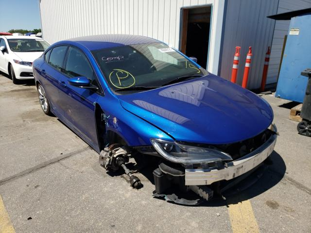 Salvage cars for sale from Copart Nampa, ID: 2016 Chrysler 200 S