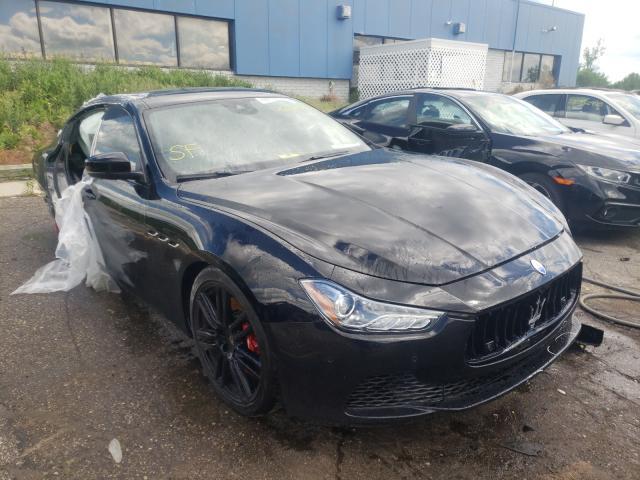2017 Maserati Ghibli S for sale in Woodhaven, MI