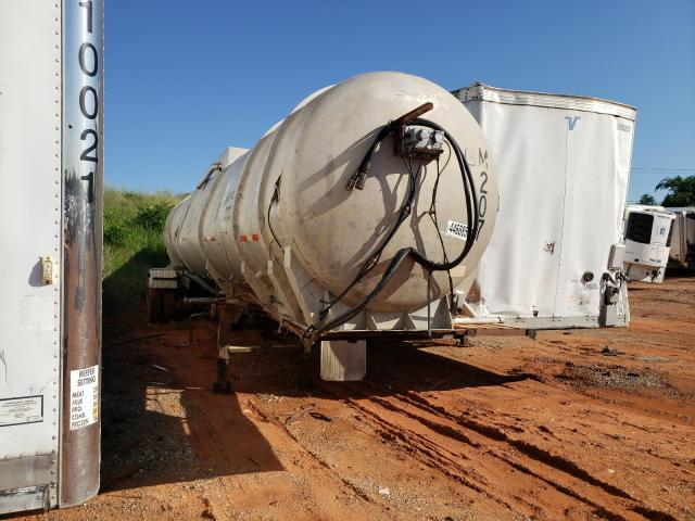 Salvage 1980 TRAIL KING TANKER - Small image. Lot 44688591