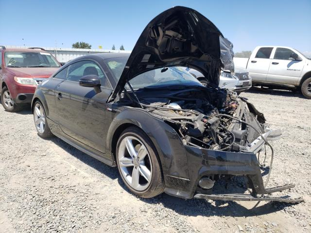 Audi TT salvage cars for sale: 2015 Audi TT