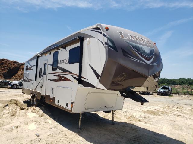 Keystone Laredo salvage cars for sale: 2014 Keystone Laredo