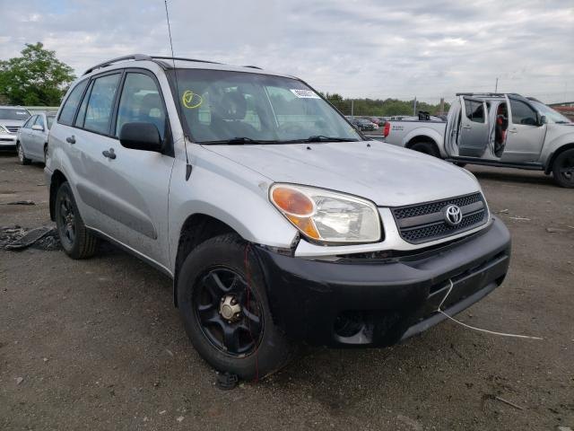 Salvage cars for sale from Copart Brookhaven, NY: 2004 Toyota Rav4