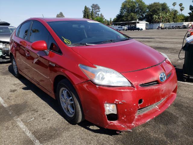 2010 Toyota Prius en venta en Van Nuys, CA