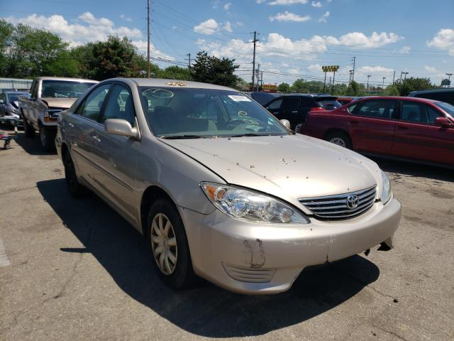 Salvage 2005 TOYOTA CAMRY - Small image. Lot 46636781