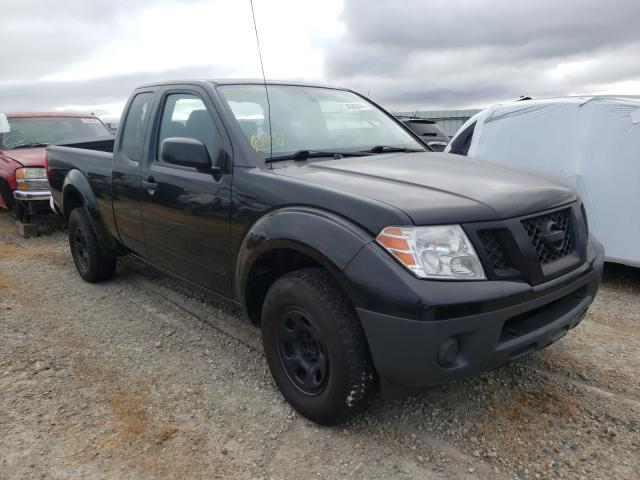 Salvage cars for sale from Copart Martinez, CA: 2016 Nissan Frontier S