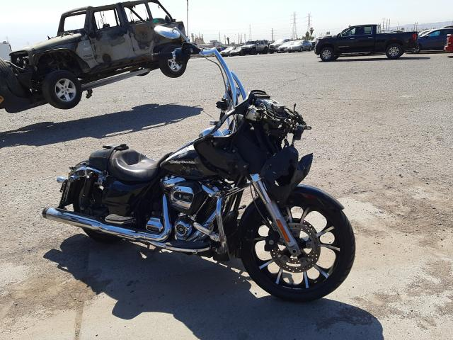 Salvage cars for sale from Copart Phoenix, AZ: 2017 Harley-Davidson Fltrx Road