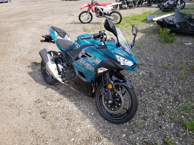 2021 Kawasaki EX400 for sale in Davison, MI