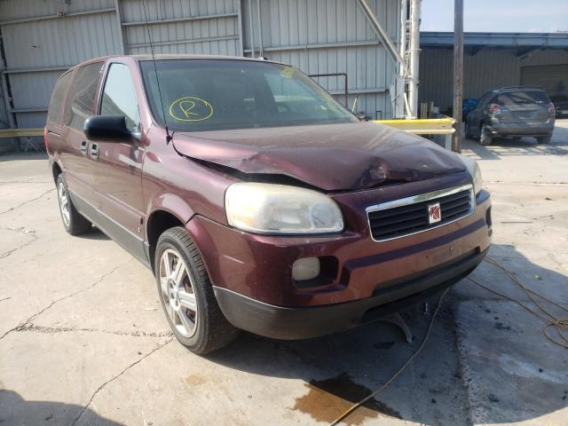 Salvage cars for sale from Copart Corpus Christi, TX: 2007 Saturn Relay 2