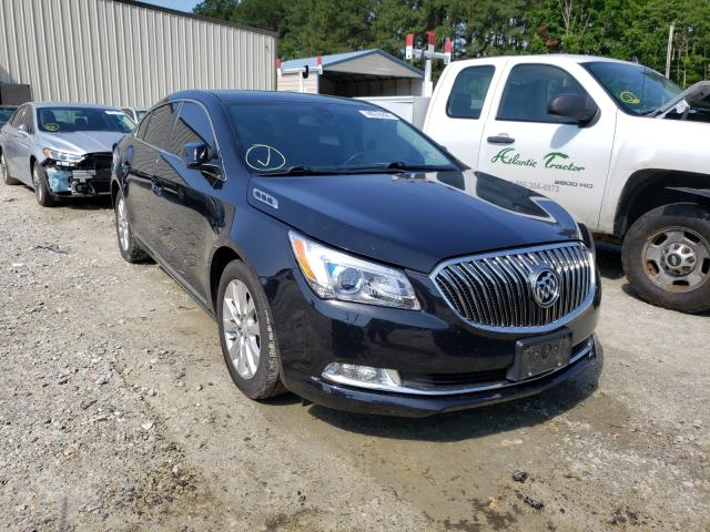 Salvage cars for sale from Copart Seaford, DE: 2015 Buick Lacrosse