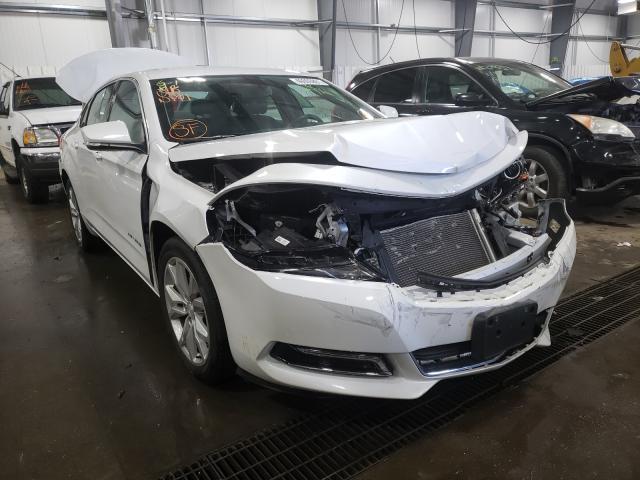 Vehiculos salvage en venta de Copart Ham Lake, MN: 2020 Chevrolet Impala LT
