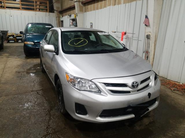 Salvage cars for sale from Copart Anchorage, AK: 2012 Toyota Corolla BA
