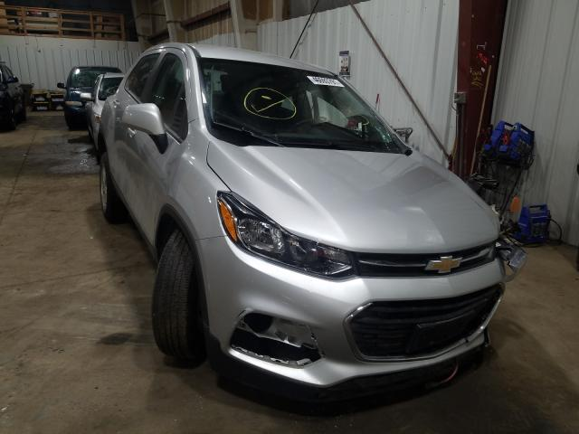 Salvage cars for sale from Copart Anchorage, AK: 2018 Chevrolet Trax LS