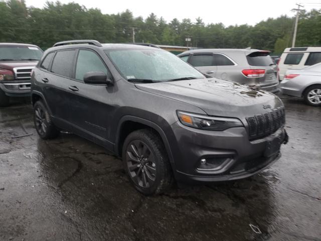 Vehiculos salvage en venta de Copart Exeter, RI: 2021 Jeep Cherokee L