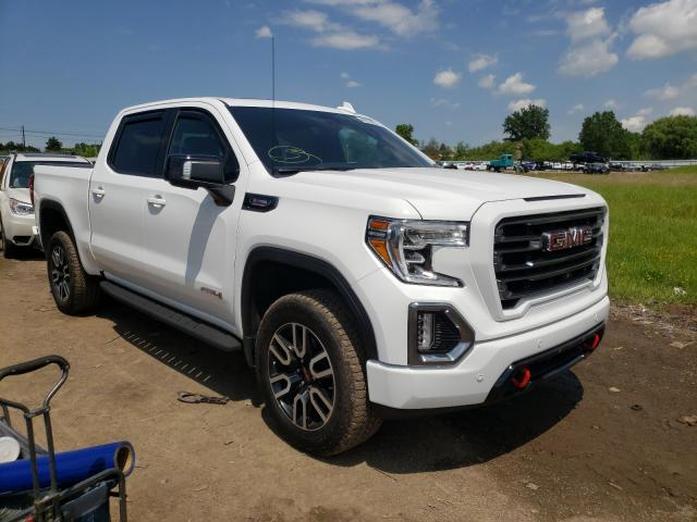 Salvage cars for sale from Copart Columbia Station, OH: 2021 GMC Sierra K15