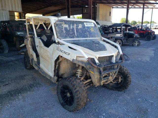 Salvage cars for sale from Copart Lebanon, TN: 2019 Polaris General 4