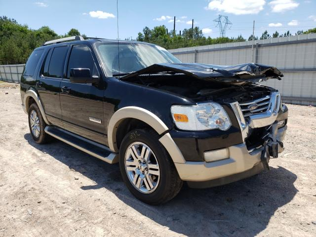 Salvage cars for sale from Copart Charles City, VA: 2006 Ford Explorer E