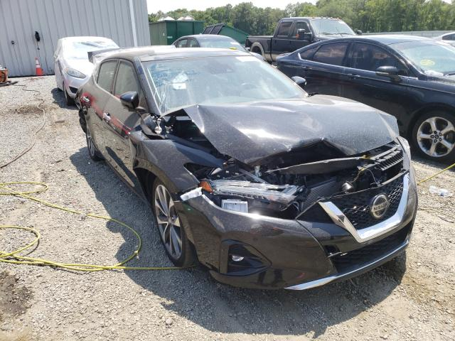 Salvage cars for sale from Copart Jacksonville, FL: 2019 Nissan Maxima S
