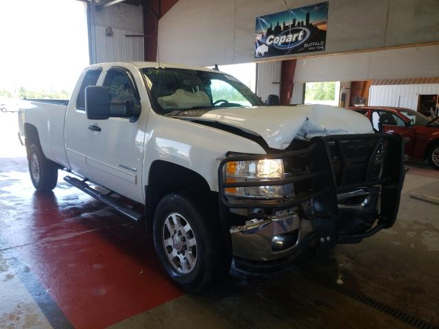 Salvage cars for sale from Copart Angola, NY: 2013 Chevrolet Silverado