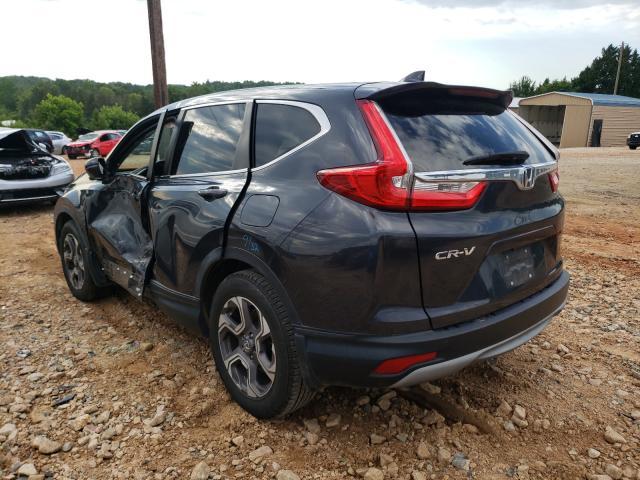 2017 HONDA CR-V EX 7FARW1H58HE030375
