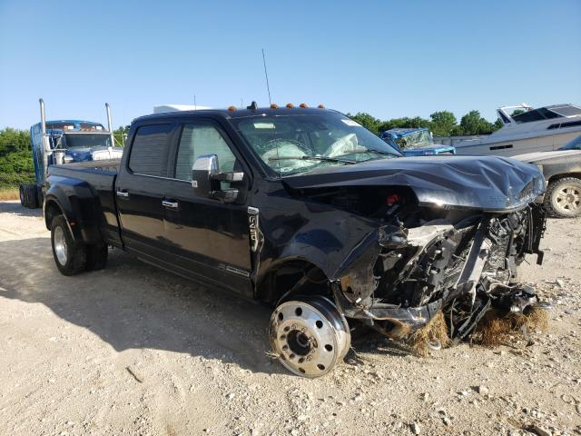 Salvage cars for sale from Copart Columbia, MO: 2019 Ford F450 Super
