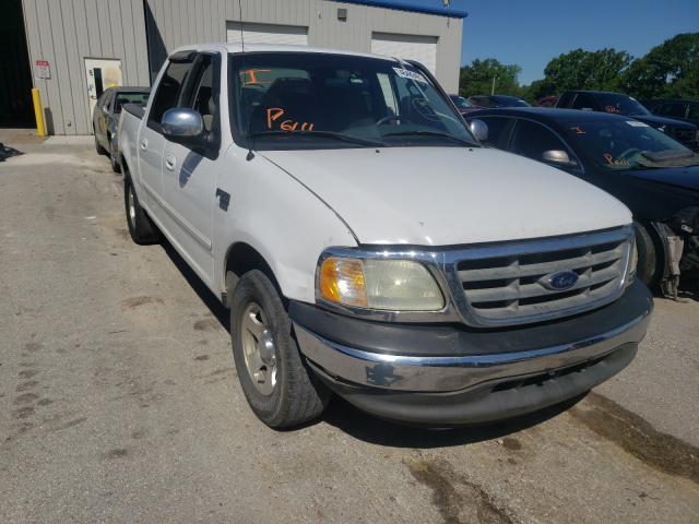 Vehiculos salvage en venta de Copart Rogersville, MO: 2002 Ford F150 Super