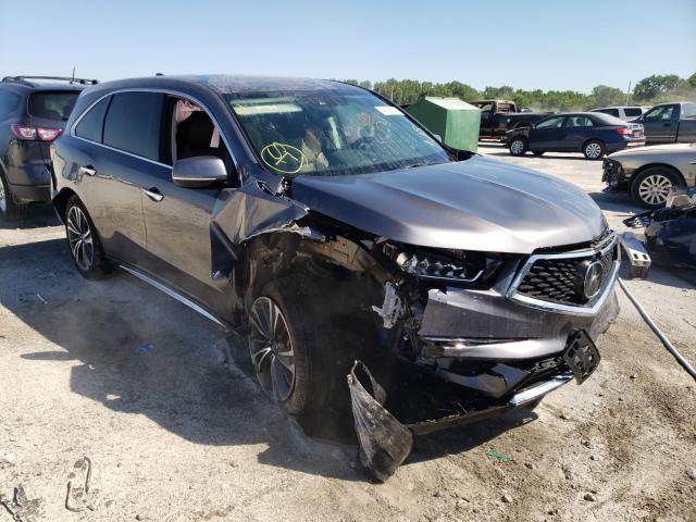 Acura Vehiculos salvage en venta: 2020 Acura MDX Techno
